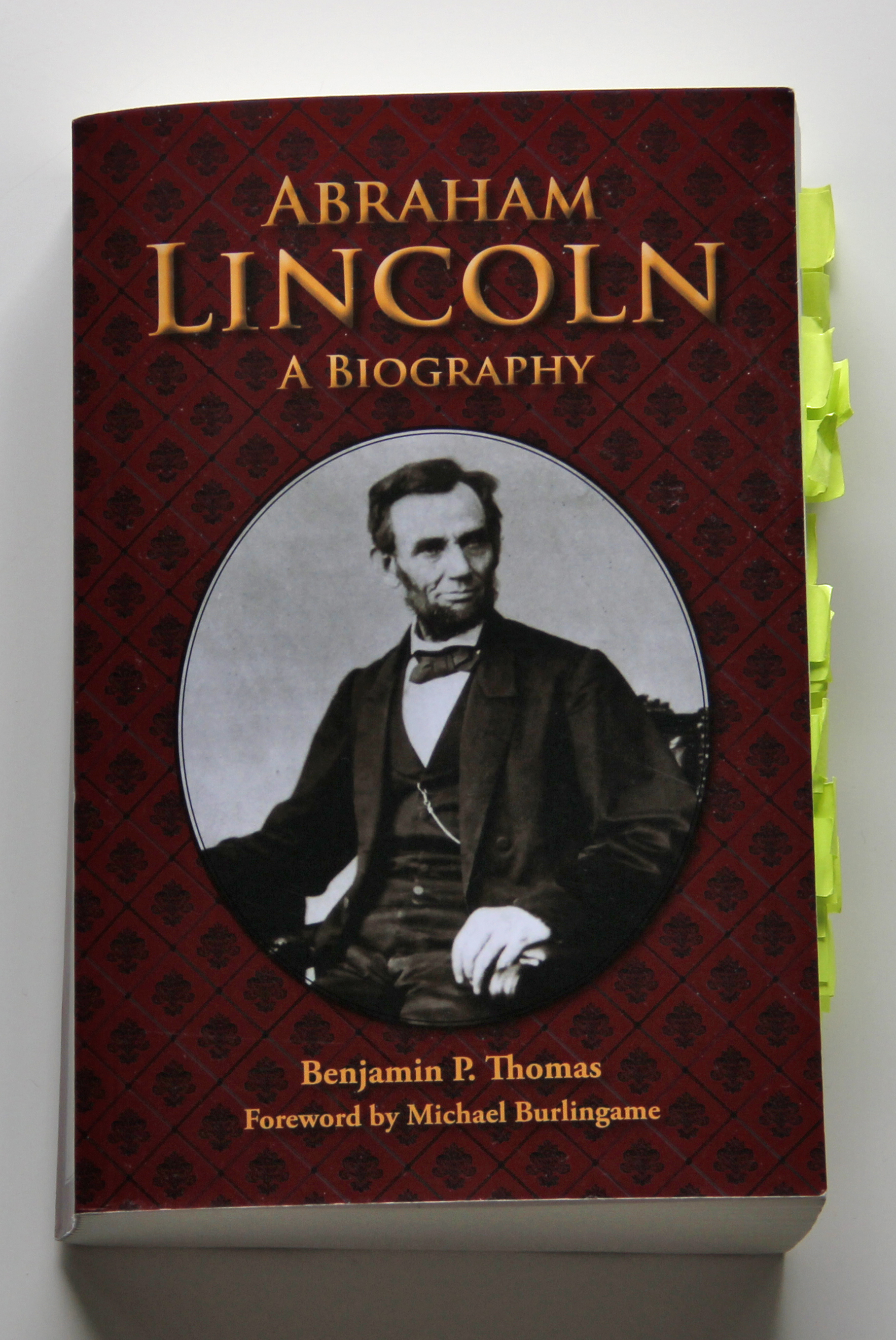 p the lincoln washington hypothesis and deseret book