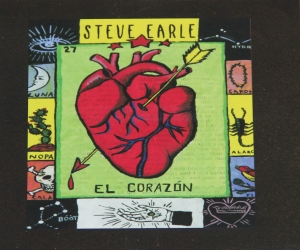 Steve Earle El Corazon cover