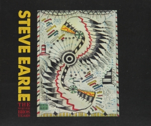 Steve Earle  The Warner Bros. Years Cover