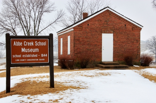 Abbe Creek School Museum, Mount Vernon, IA