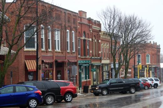 Main Street, Mount Vernon, IA
