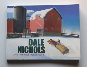Dale Nichols Transcending Regionalism front cover