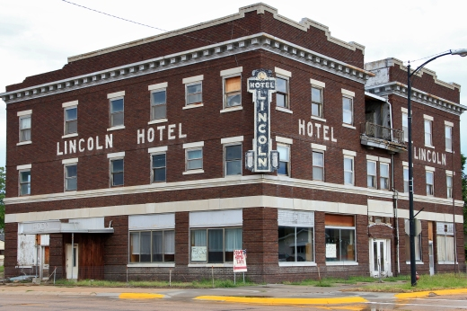 Lincoln Hotel, Franklin, NE