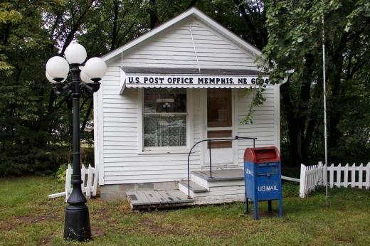 Joe Bowers Memorial Historical park, Wahoo, NE