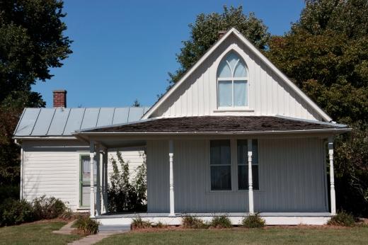 American Gothic House, Eldon, IA