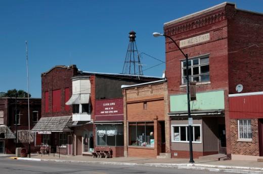 W Elm Street, Eldon, Iowa