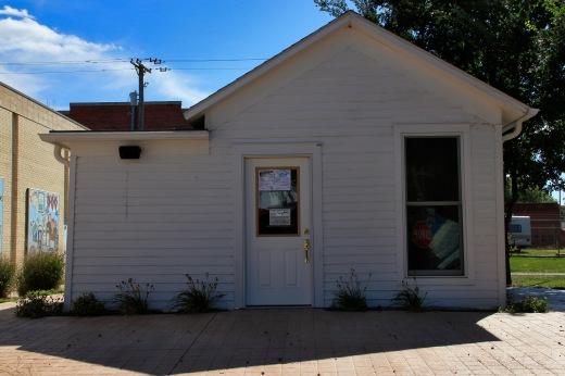 Everly Brothers childhood home, Shenandoah, iowa
