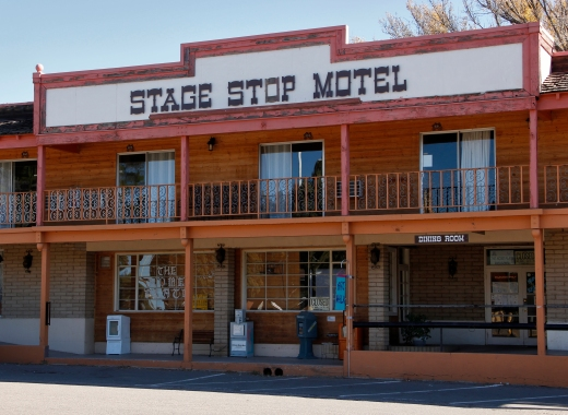 Stage Stop Motel, Patagonia, Arizona