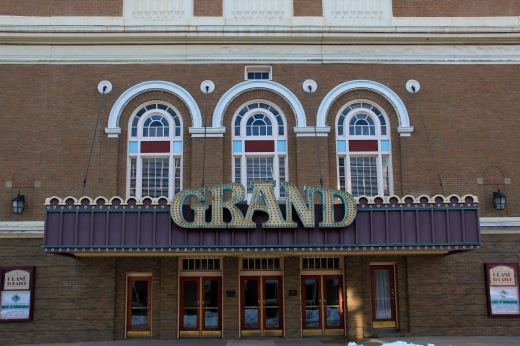 Grand Theater, Keokuk, Iowa