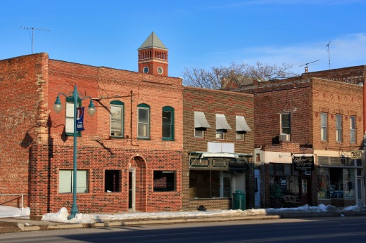 Main Street, Keokuk, iowa