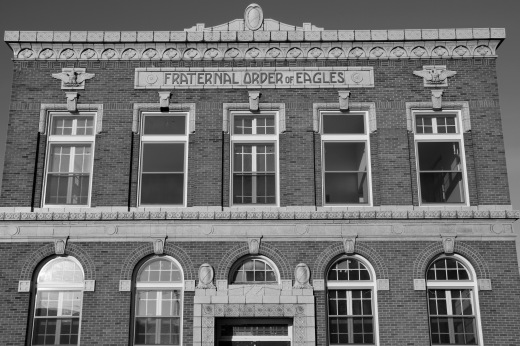 Fraternal Order Of Eagles building, Keokuk, Iowa