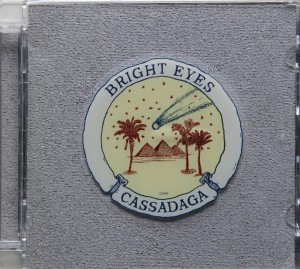 Bright Eyes Cassadaga album cover