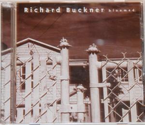 Richard Buckner Bloomed album cover jpeg