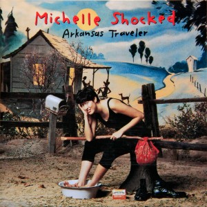 Michelle Shocked Arkansas Traveler album cover
