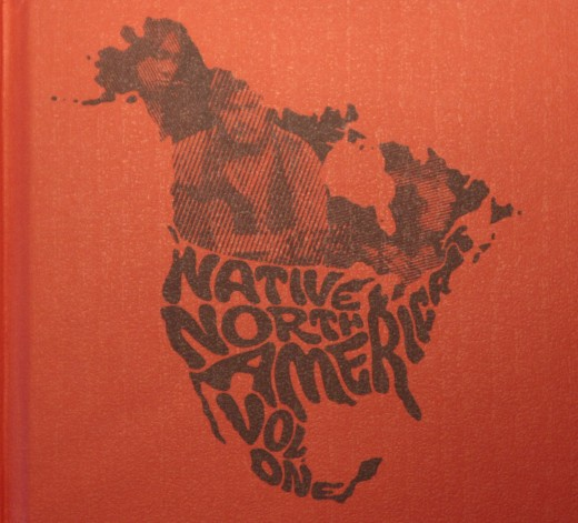 Nartive North America Vol. 1 cover jpeg