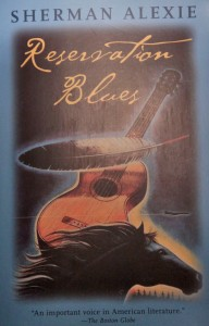 Sherman Alexie Reservation Blues book cover