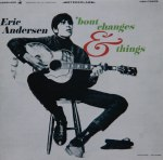 Eric ANdersen 'Bout Changes And Things Cover jpeg